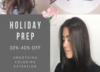 Holiday Preparation Promo