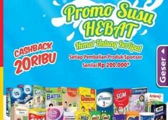 Promo Susu HEBAT