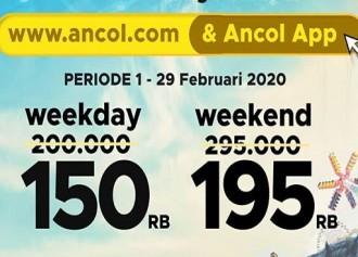 Special Price Tiket Dufan