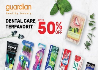 Dental Care Up to 50%