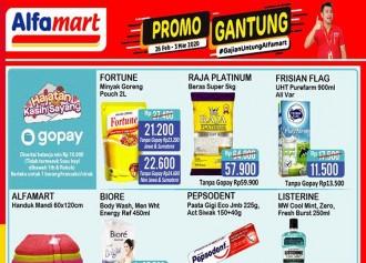 Promo Gantung Alfamart