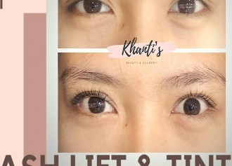 Lash Lift & Tint Special Price for 2