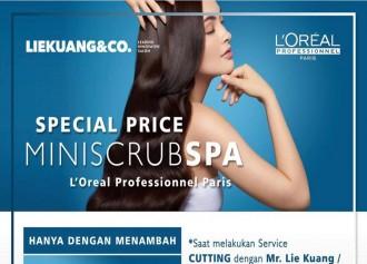 Special Price Mini Scrub Spa