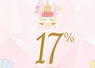 17% Off All Treatment