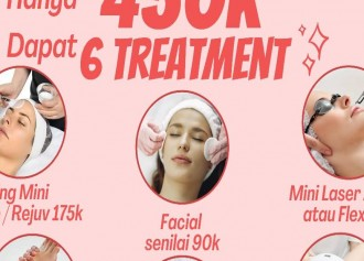 450K Dapat 6 Treatment