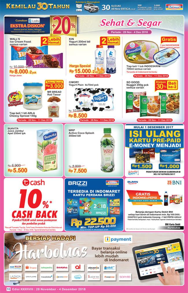 Katalog Indomaret 30 Nov - 4 Dec