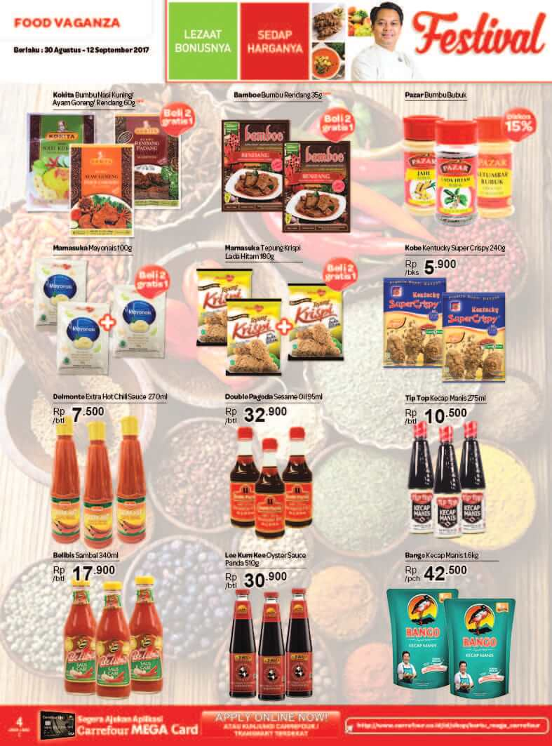 Katalog Carrefour 2 Sep 12 Tcash Vaganza 19 Cussons Baby Mini Bag Pink Type To Search Item In This Catalogue