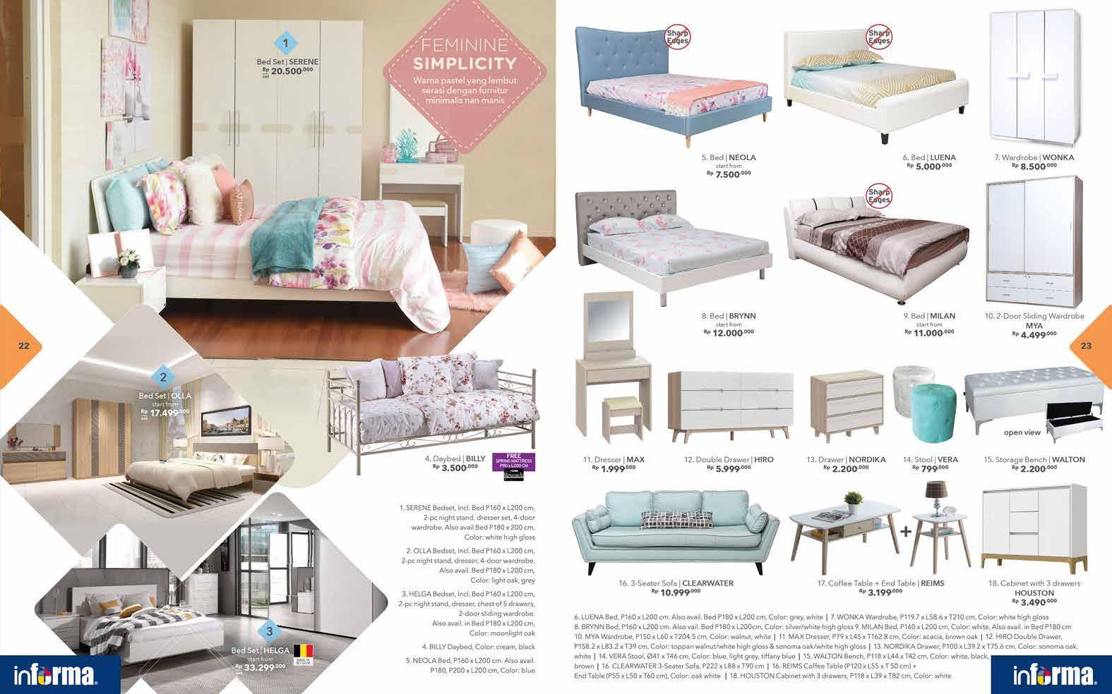 Sofa Informa Katalog Taraba Home Review Voucher Rma Type To Search Item In This Catalogue